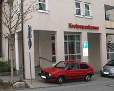 Sparkasse Geldautomat Hessigheim