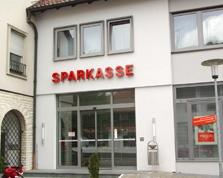 Sparkasse Filiale Baiersdorf