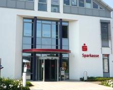 Sparkasse Filiale Bubenreuth, Neue Straße