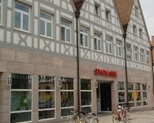 Sparkasse Filiale Herzogenaurach, Hauptstraße