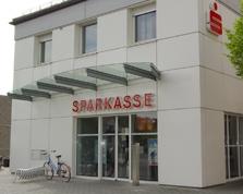 Sparkasse Filiale Herzogenaurach, Schützengraben