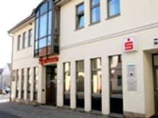Sparkasse Filiale Roßleben