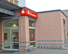 Sparkasse Geldautomat Kornwestheim