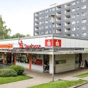 Sparkasse Geldautomat Margarethenhöhe II