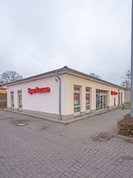 Sparkasse Geldautomat Löwenberg