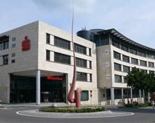 Sparkasse Geldautomat Hauptstelle Friedrichshafen