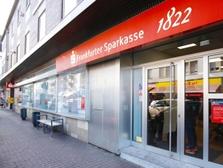 Sparkasse Geldautomat Niederrad