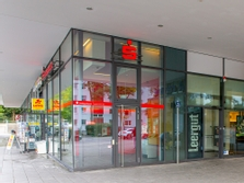 Sparkasse Geldautomat Hasenbergl