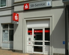 Sparkasse Geldautomat Flensburg-Apenrader Straße