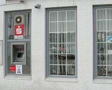 Sparkasse Geldautomat Flensburg-Schiffbrücke