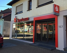 Sparkasse Geldautomat Lauterbach