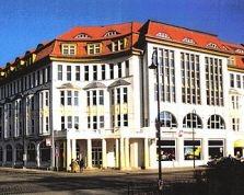 Sparkasse Geldautomat Lebuser Vorstadt Frankfurt (Oder)