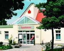 Sparkasse Geldautomat Woltersdorf