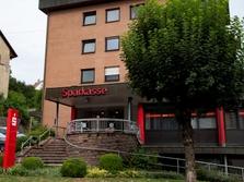Sparkasse Geldautomat Laufenburg