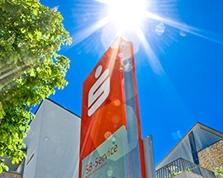 Sparkasse Geldautomat Geislingen Gebauers EDEKA Center