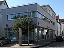 Sparkasse Geldautomat Göppingen Hohenstaufenstraße