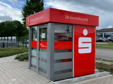 Sparkasse Geldautomat Möttingen