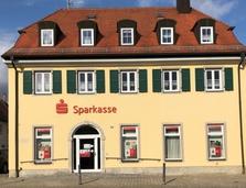 Sparkasse Geldautomat Wallerstein