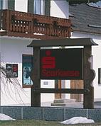 Sparkasse Geldautomat Pflugdorf