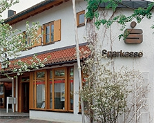 Sparkasse Geldautomat Obermeitingen