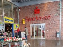 Sparkasse SB-Center Coesfeld, Edeka-Markt