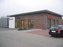 Sparkasse Geldautomat Dülmen, Nord