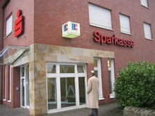 Sparkasse Geldautomat Osterwick