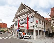 Sparkasse Filiale Altensteig
