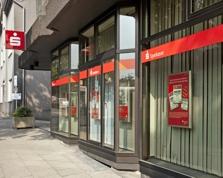 Sparkasse Geldautomat Crengeldanz