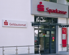 Sparkasse Geldautomat Rüdinghausen