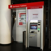 Sparkasse Geldautomat KO-Zentrum / Schängelcenter