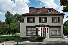 Sparkasse Geldautomat Naumburg - Flemminger Weg