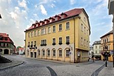 Sparkasse Geldautomat Hauptgeschäftsstelle Naumburg