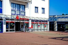 Sparkasse Geldautomat Weißenfels, Südring