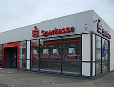 Sparkasse Geldautomat Rockershausen
