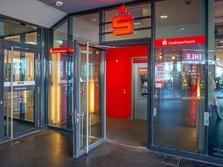 Sparkasse Geldautomat Zentraler Omnibus Bahnhof Arnulfstraße