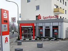 Sparkasse Geldautomat Hilschbach