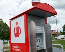 Sparkasse Geldautomat Kirchdorf