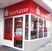 Sparkasse Geldautomat Kaufhof
