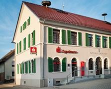 Sparkasse SB-Center Unzhurst