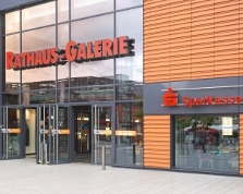 Sparkasse Geldautomat Rathaus-Galerie