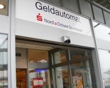 Sparkasse Geldautomat Kappeln Mehlbydiek (Sky-Markt)