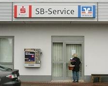 Sparkasse Geldautomat Treia