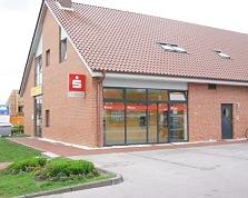 Sparkasse Geldautomat Wenningstedt