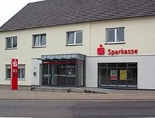Sparkasse Geldautomat Eiweiler