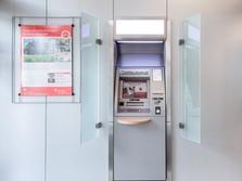 Sparkasse Geldautomat Dresden Cossebaude