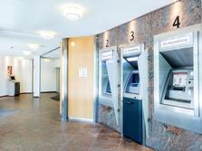 Sparkasse Geldautomat Dresden Gorbitz im Sachsen Forum