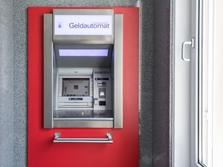Sparkasse Geldautomat Dresden Hellerau