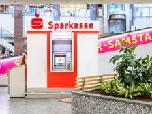 Sparkasse Geldautomat Dresden Kaufpark Nickern