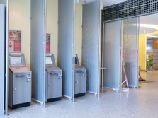 Sparkasse Geldautomat Dresden Leuben